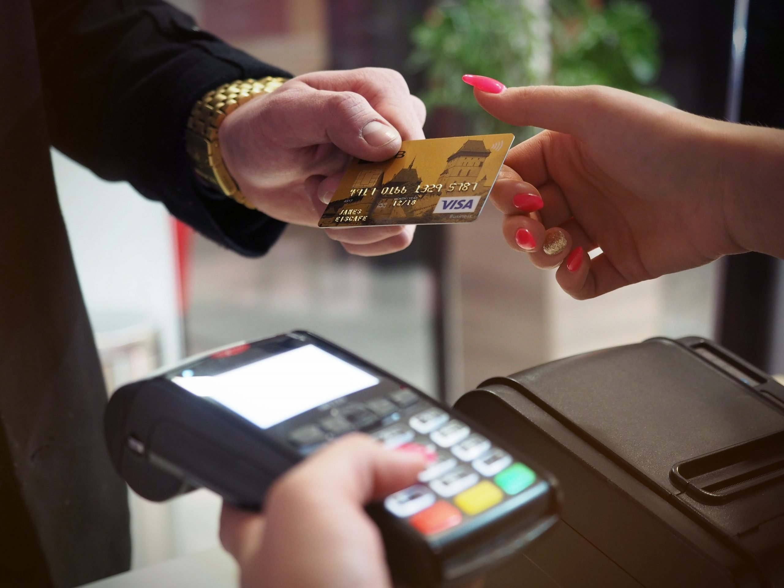 We offer solutions that accept all credit card payment types