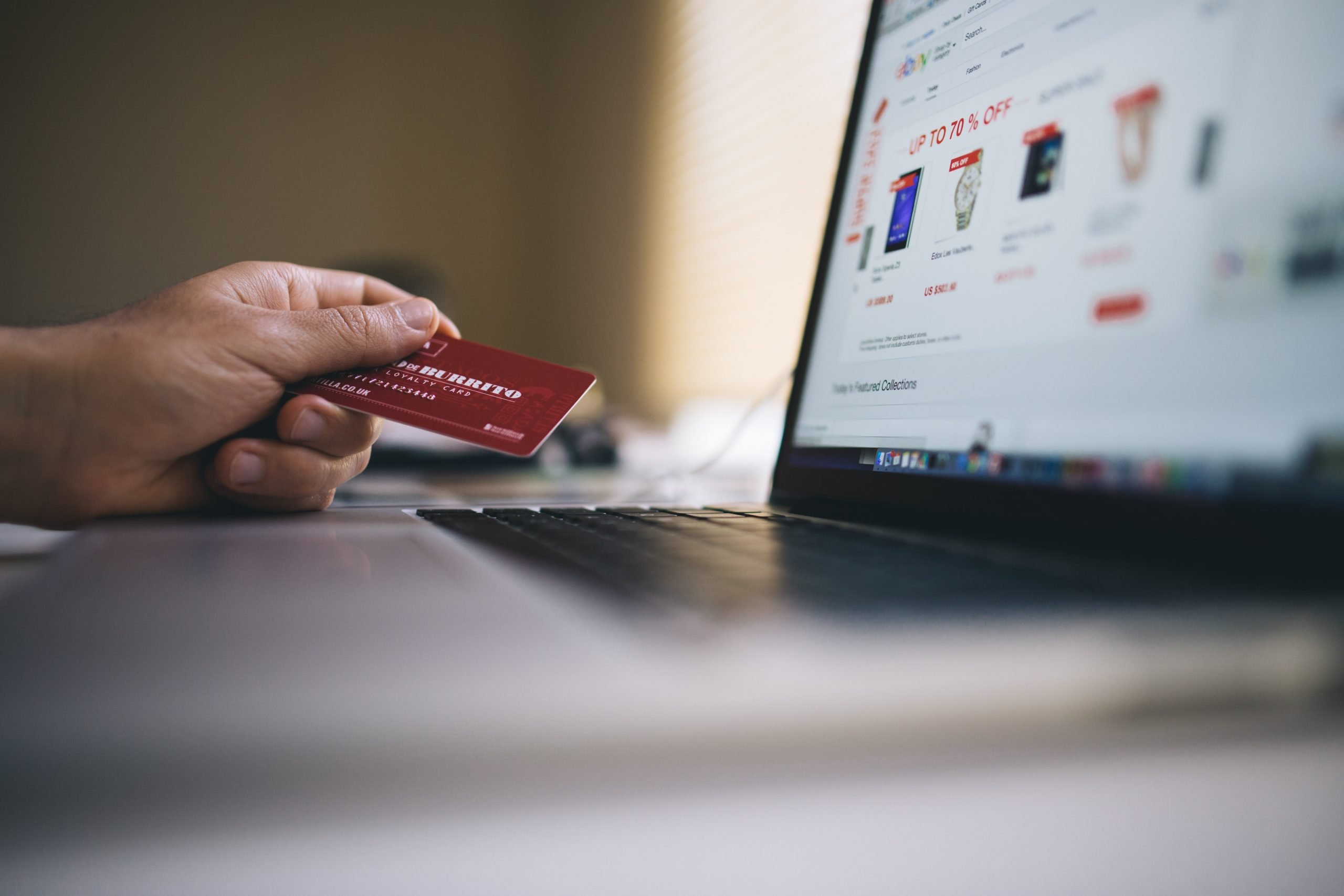 We have ecommerce solutions for your online business